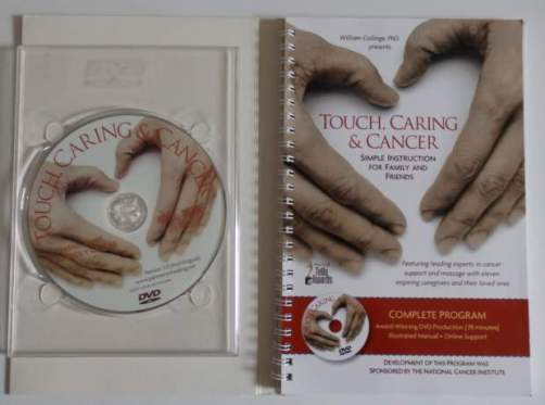 Touch, Caring and Cancer DVD - complete program