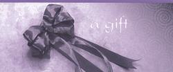 Adelaide massage gift voucher purple