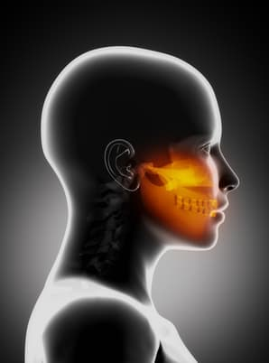 TMJ symptoms and pain