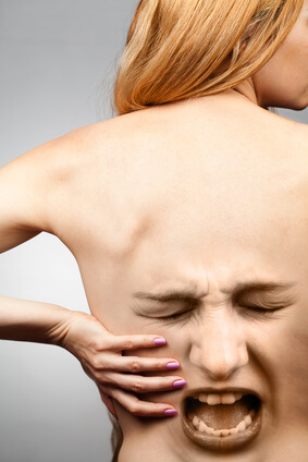 Muscle Pain in back