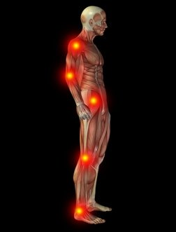 Treatment of muscle pain